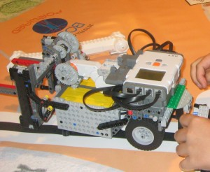 2010 Robot Fabio