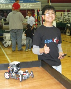 2012 RoboFest Remote Controlled Demo Car