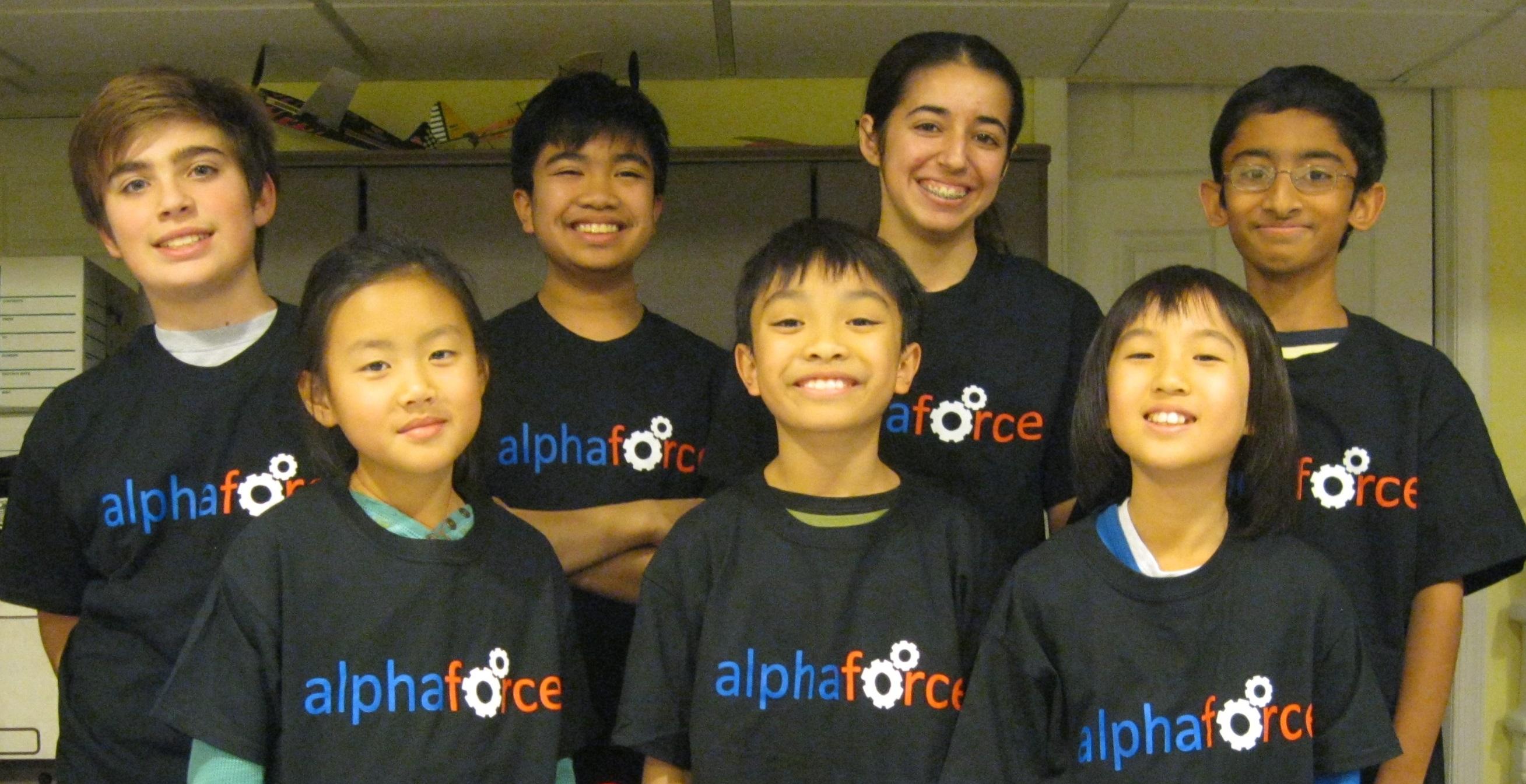 Alpha Force Livingston Robotics Club Lrc A Robotics Community