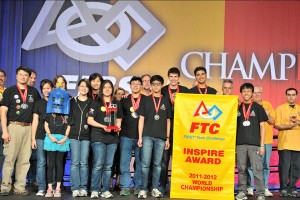 FTC World Championship_Landroids 2012
