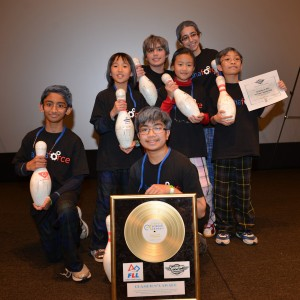 Alpha Force Revolution - FLL Champions' Award