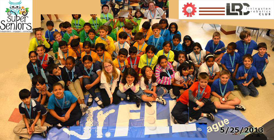 LRC JrFLL Expo group photo 2013