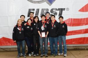 Landroids at FTC World Championship 2013