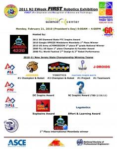 LSC FIRST flyer 2011