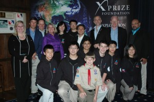 XPRIZE Explorer Group_Landroids 2011
