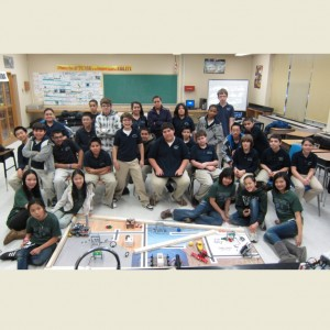 Washington Middle's Science Club & Exit 5 Robotics
