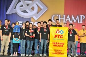 FTC World Championship_Landroids 2012