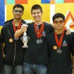 Landroids - FTC Inspire Award, Winning Alliance