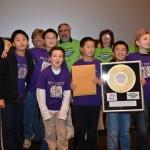 Protocol 9 - FLL #1 Robot Performance Award