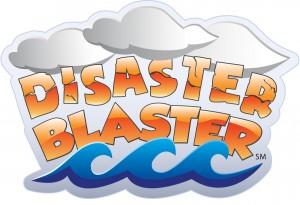 Disaster Blaster Logo